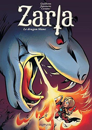 9782800140575: Zarla, Tome 2 : Le dragon blanc