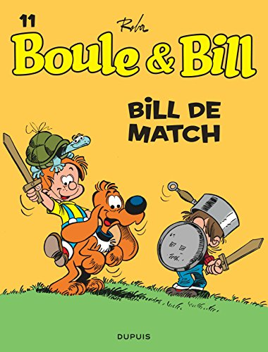 9782800141978: Boule et Bill, T11: Bill de match