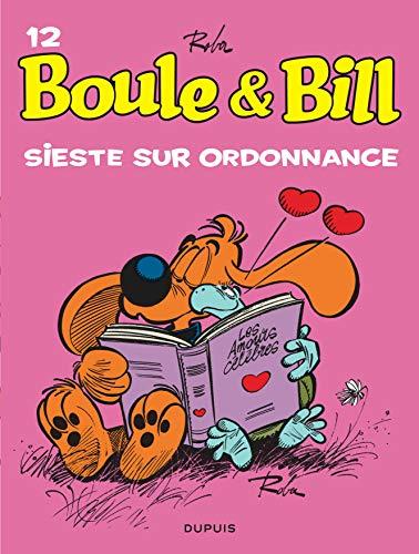 9782800141985: Boule et Bill, T12: Sieste sur ordonnance