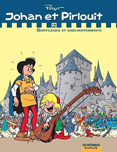 9782800142364: Johan et Pirlouit, Tome 2 : Sortilèges et Enchantements