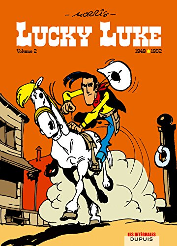 9782800142920: Lucky Luke I'Intégrale, Tome 2 : 1949-1952