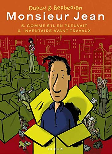 Monsieur Jean, Tomes 5 & 6 (French Edition): Dupuy, Berberian