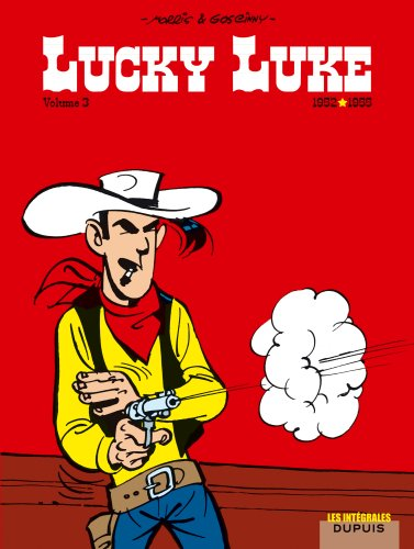 9782800143682: Lucky Luke - L'Intégrale - tome 3 - Lucky luke 3 (intégrale) 1952 - 1956