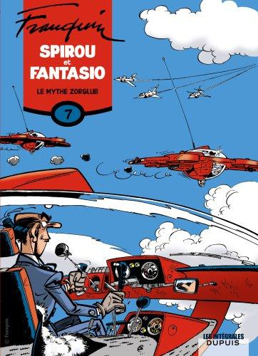 9782800143873: Spirou et Fantasio Int�grale, Tome 7 : Le mythe Zorglub : 1959-1960