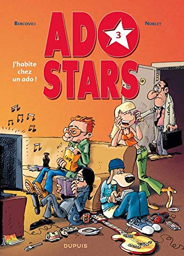 9782800144665: Adostars, Tome 3 (French Edition)