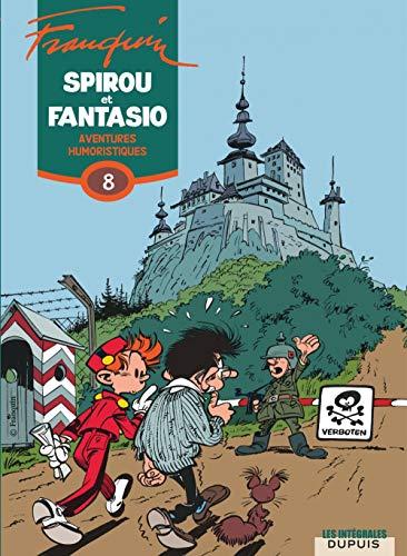 9782800144832: Spirou et Fantasio - L'intégrale - tome 8 - Spirou et Fantasio 8 (intégrale) Aventures humoristiques