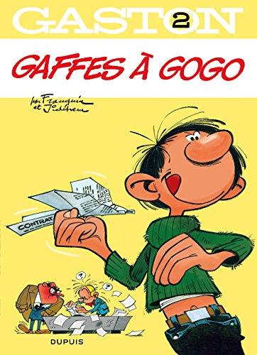 9782800145822: Gaston Lagaffe: Gaffes a Gogo (French Edition)
