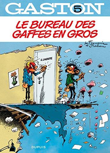 9782800145853: Gaston Lagaffe: Le Bureau DES Gaffes En Gros (French Edition)