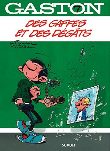 9782800145877: Gaston Lagaffe: DES Gaffes ET DES Degats (French Edition)