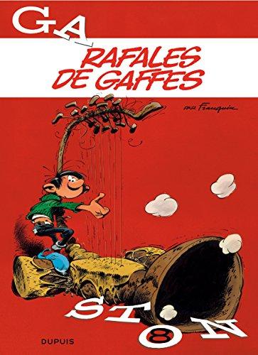 9782800145884: Gaston - tome 8 - Rafales de gaffes