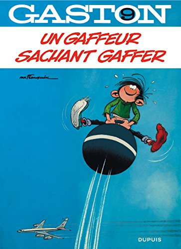 9782800145891: Gaston Lagaffe: UN Gaffeur Sachant Gaffer (French Edition)