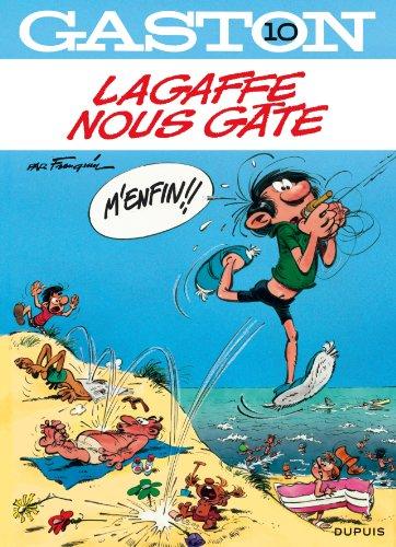 Gaston - tome 10 - Lagaffe nous gâte - Franquin
