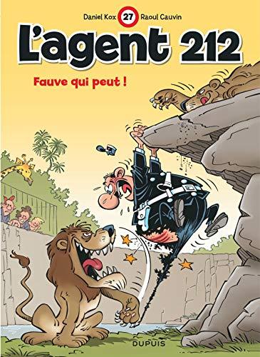 9782800145990: L'agent 212, tome 27 : Fauve qui peut !