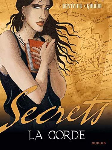 9782800146577: Secrets, La corde - tome 1 - Secrets, La corde 1/2