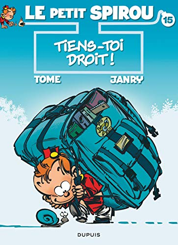 9782800147079: Le Petit Spirou, Tome 15 (French Edition)