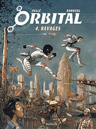 9782800147116: Orbital, Tome 4 : Ravages