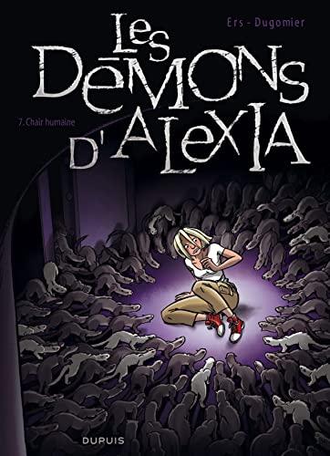 9782800147154: Les Démons d'Alexia, Tome 7 : Chair humaine
