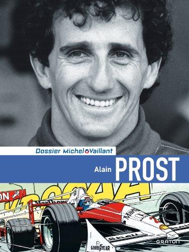 9782800147994: Michel Vaillant : Dossier Alain Prost