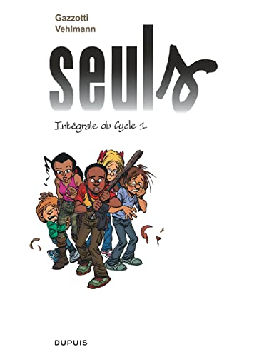 9782800148571: Seuls - L'int�grale - tome 1 - Seuls int�grale cycle 1