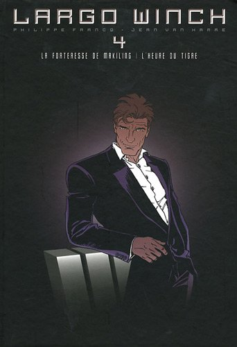 9782800149363: Largo Winch : diptyque, Tome 4 (French Edition)