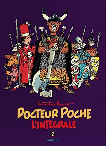 9782800149523: Docteur Poche, L'intégrale Tome 2