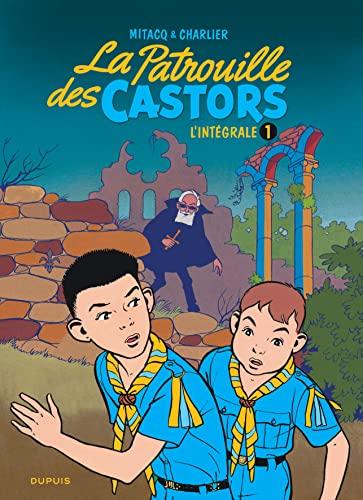 9782800149936: La patrouille des castors - L'Intégrale - tome 1 - La Patrouille des Castors 1 (intégrale) 1954-1957
