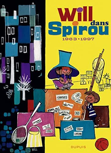 9782800150314: Anthologie Will dans Spirou - tome 1 - Will dans Spirou