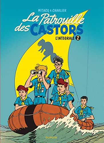 9782800150956: La patrouille des castors - L'Intégrale - tome 2 - La Patrouille des Castors 2 (intégrale) 1957-1960