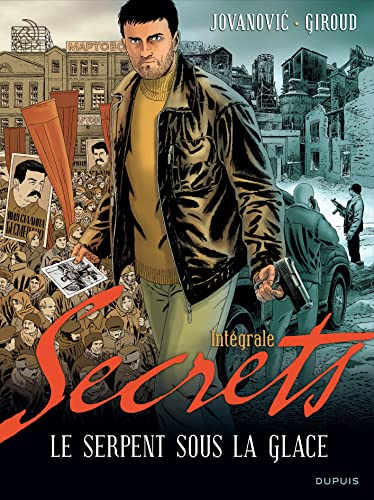 9782800151083: Secrets, Le serpent sous la glace - L'intégrale - tome 1 - Secrets, Le serpent sous la glace intégrale