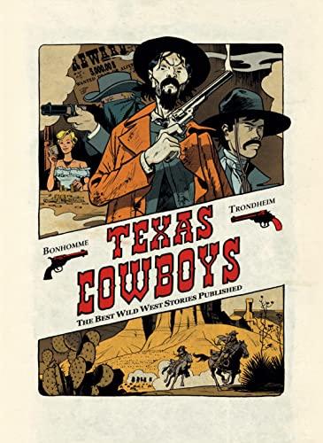 9782800152721: Texas Cowboys, Tome 1