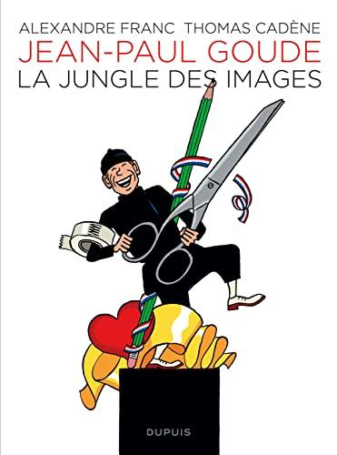 9782800152790: Jean-Paul Goude ; la jungle des images