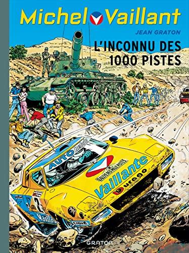 9782800153841: Michel Vaillant - tome 37 - Michel Vaillant (rééd. Dupuis) - 37 L'inconnu des 1000 pistes