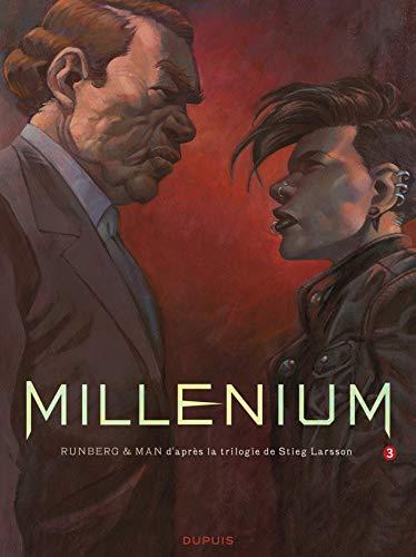 9782800156606: Mill�nium - tome 3 - Millenium 3