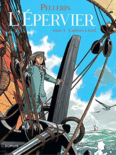 9782800156699: L'épervier, tome 4 : Captives à bord