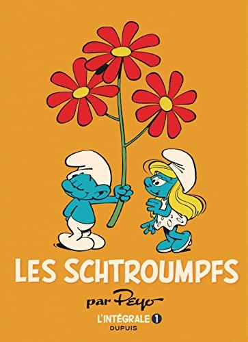 9782800158068: Les Schtroumpfs - L'intégrale - tome 1 - Les Schtroumpfs intégrale 1958-1966