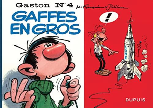 9782800159096: Gaston � l'italienne - tome 4 - Gaffes en gros