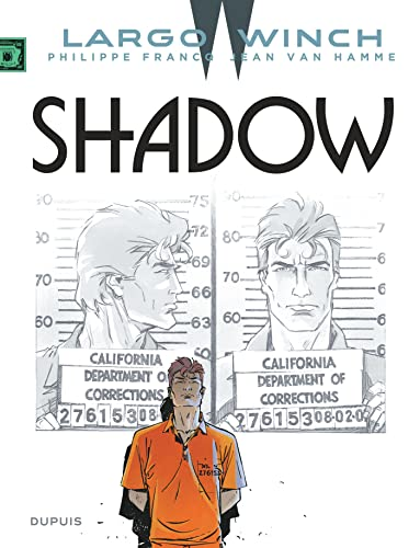 9782800159560: Largo Winch - tome 12 - Shadow (grand format)