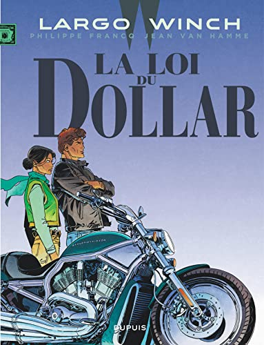 9782800159584: Largo Winch - tome 14 - La loi du dollar (grand format)