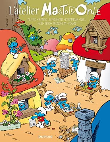 9782800161648: L'atelier Mastodonte 02 (French Edition)