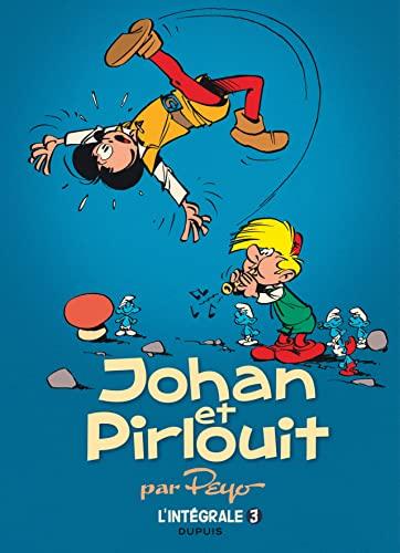 9782800161990: Johan et Pirlouit - L'Intégrale - tome 3 - Johan et Pirlouit intégrale 3 réédition