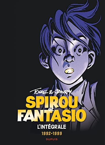 9782800163383: Spirou et Fantasio - L'intégrale - tome 16 - Spirou et Fantasio 16 (intégrale) Tome & Janry 1992-1998