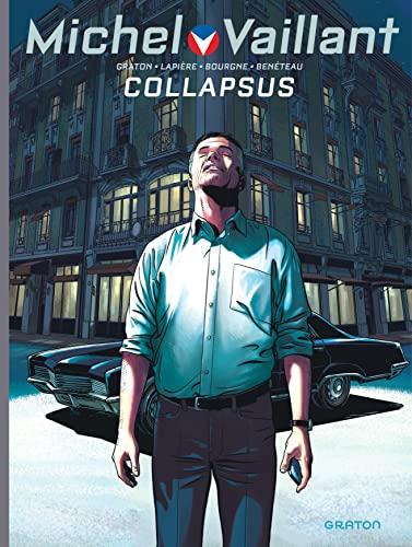 9782800163659: Michel Vaillant - Saison 2 - tome 4 - Collapsus