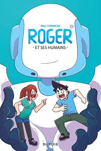 Roger et ses humains Cover