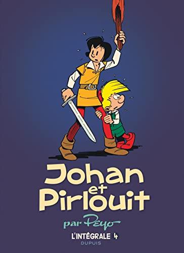 9782800164373: Johan et Pirlouit - L'Intégrale - tome 4 - Johan et Pirlouit intégrale 4 réédition