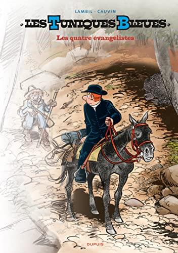 9782800166254: Les Tuniques Bleues - tome 59 - Les quatre �vang�listes (Gd Format) N/B