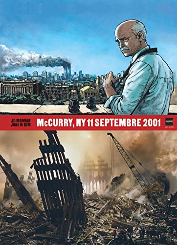 9782800167336: Magnum Photos McCurry, NY 11 septembre 2001 (Aire libre) (French Edition)