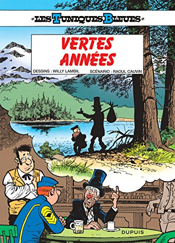 9782800168227: Les Tuniques Bleues - tome 34 - Vertes années (Opé été 2016)