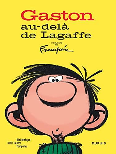 9782800170053: Gaston - Au-delà de Lagaffe (catalogue de l'expo à la BPI) - tome 1 - Au-delà de Lagaffe (catalogue expo)