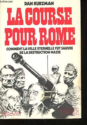 9782800302126: The race for Rome