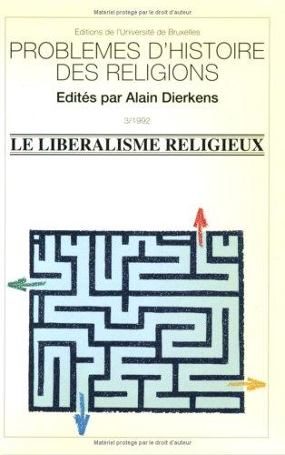 9782800410579: Le Lib�ralisme religieux